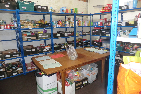 Boscombe Local Food Bank